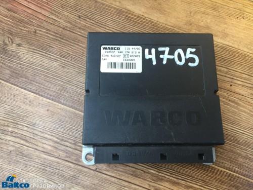 Блок управления подвеской (Wabco 4461702130)